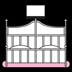 Bed borne