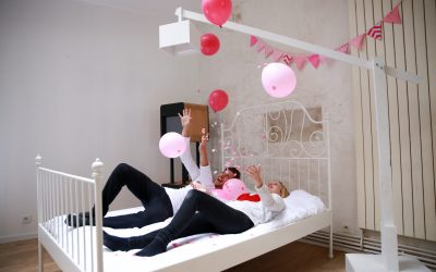 Notre nouvelle animation : le bed photobooth